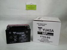 BATTERIA YUASA YTX9-BS ORIGINAL APRILIA PEGASO 650 '01-'04/MOJITO 125-150 498239