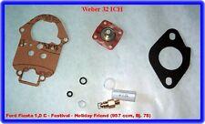 Ford Fiesta 1,0 C,Festival-Holiday Friend 957 ccm,Weber 32 ICH,Vergaser Rep.Kit