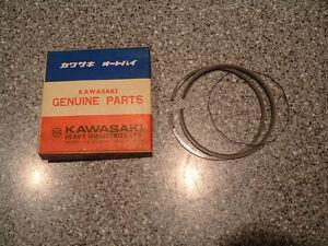 GENUINE KAWASAKI NOS PISTON RINGS H2 H2A H2B H2C KH 750 KH750 13008 042