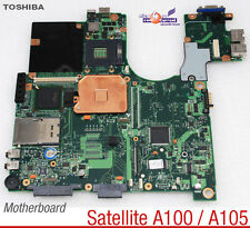 MOTHERBOARD V000068000 NOTEBOOK TOSHIBA SATELLITE A100 A105 6050A2045201-MB 82