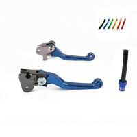 CNC Pivot Brake Clutch Lever Air Vent for Yamaha YZ450F 2008 YZ125/250 2008-2014