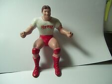 """""""Vintage"""" Hot Rod Rowdy Roddy Piper WWE Thumb Wrestling Action Figure 1985"""