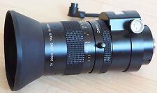 Canon V6x16 16-100mm 1.9 Macro C-mount TV zoom lens | Cine 16-100 f1.9 BMPCC MFT