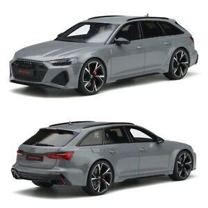 1/18 GT Spirit Audi RS6 Avant 2020 Nardo Grey Neuf Boite Livraison Domicile
