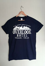 The Overlook Hotel T-shirt - Classic Retro Horror Movie Film The Shining NEW