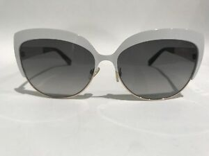 Kate Spade Raelyn/S 0ERW F8 White Sunglasses Authentic