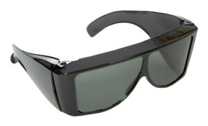 SUNSHIELDS Olympus Fishing Polarised Smoke Tinted Fit Over  Moulded Sunglasses