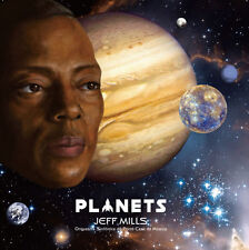 "Jeff Mills ""Planets"" 2cd factory Sealed"