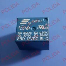 50PCS RELAY SONGLE DIP-5 SRD-12VDC-SL-C SRD-12V-SL-C DC12V DC12