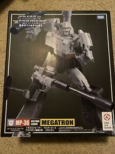 TRANSFORMERS Takara Tomy Decepticon MP-36 MEGATRON Authentic