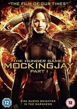 The Hunger Games: Mockingjay Part 1 [DVD] [2015][Region 2]