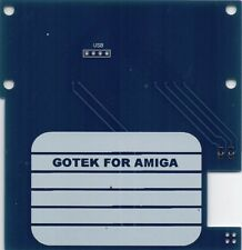 NEW VERSION! Gotek Extension board for Amiga A1200 A500 KMTech Design PCB ONLY