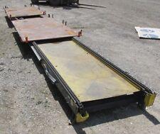Wooden Pallet Plastic Tote Index Table Conveyor Slide Feeder 3651ISU