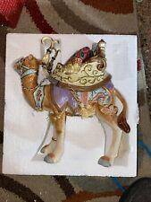 Fitz & Floyd Nativity Standing Babylonian Camel (Have Complete Nativity Set)