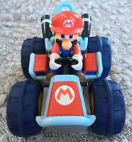 Mario Kart 7 Micro Drive Stunt Kart Remote Control Buggy Tomy Nintendo NO REMOTE
