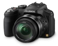 Panasonic LUMIX DMC-FZ200 12MP 24x Super Zoom Compact Camera F2.8 BRAND NEW
