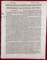 Plasnes en 1792 Eure Beaumont le Roger Estimauville Honfleur Moulin Chapelle