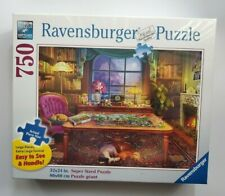 Ravensburger Puzzlers Place Cozy Series 500 PC Large Format Puzzle NEW Fast Ship
