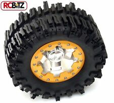 "RC4WD Mud Slingers Monster 40 3.8"" Neumáticos RC4WD Series Size Yeti XL Neumático Z-T0016"