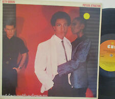 KEITH BARROW - Physical Attraction ~ VINYL LP