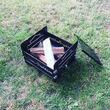 Harley Davidson Fire Pit - Fully Collapsible and Portable