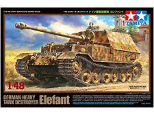 TAMIYA 32589 - 1/48 WWII GERMAN HEAVY TANK DESTROYER ELEFANT - NEU