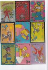 The Simpsons 1990s Collectable Trading Cards