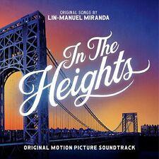 Artist   Lin Manuel Miranda - In The Heights OST [CD] Sent Sameday*