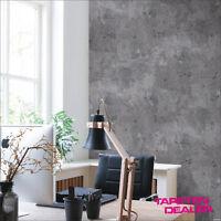 neu vlies tapete 47213 stein muster bruchstein gold grau metallic schimmernd ebay. Black Bedroom Furniture Sets. Home Design Ideas