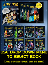 More details for star trek the graphic novel collection - eaglemoss - licensed by idw comics new