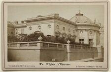 La Légion d'Honneur Paris Photo Vintage Albumine vers 1880