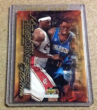 #43 Lebron James Rookie Mail Redemption ($40.00) 2003 SCARCE Sold Out Cleveland