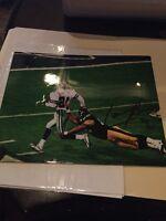 Larry Brown Autographed/Signed Dallas Cowboys 8x10 NFL Photo Proof L