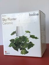 Boskke Medium Sky Planter  Hanging Pot Modern Planters!! Indoor!!!