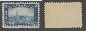 Mint Canada 50 Cent KGV Grand Pre Stamp #176 (Lot #15207)