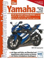 YAMAHA 125 YBR YZF-R WR R X Reparaturanleitung Reparatur/Buch Handbuch Reparatur