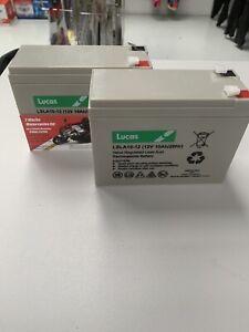 Oset 16R/Eco/20Lite batteries Electric Trials (set of 3)