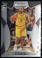 2019-20 Panini Talen Horton Tucker Prizm Rookie Card RC Los Angeles Laker 🔥📈