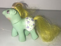 Vintage MY LITTLE PONY Fancy Pants - BABY SUNNYBUNCH 1987 Sunny Bunch Mlp