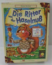 Die Ritter von der Haselnuß - Gold Sieber Spiele - Bestes Kinderspiel 1997