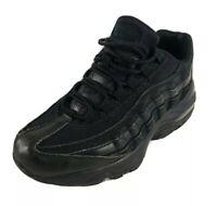 Nike Air Max 95 GS Triple Black Youth Sz 5.5Y 307565-055 vapormax 270 97 98 1