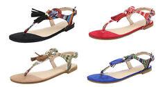 Markenlose Damen-Zehentrenner für die Freizeit