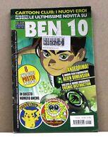 BEN 10 - Ffan club special n°101-011 [rivista]