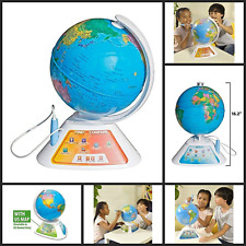 Smart Globe Discovery Interactive Globe with Smart Pen by Oregon Scientific
