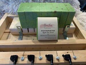 MarLex Apple Rose SCRUB Soap