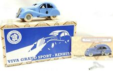 Jouets Renault Grand Sport Blechmodel- mit Aufziehmechanismus /Zertifikat-Box