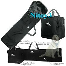 High Sierra Snowboard Sleeve and Boot Bag Combo - Water Resistant