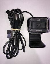 Microsoft LifeCam HD-5000 USB Desktop Computer HD 720p Webcam With Microphone