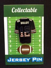 New England Patriots Tom Brady lapel pin-Collectable-#1 Best Seller-The GOAT!