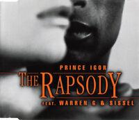 The Rapsody Feat. Warren G & Sissel Maxi CD Prince Igor - Europe (EX+/EX+)